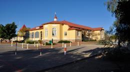 Polytechnic of Namibia Ehaus