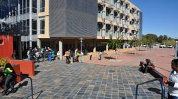 Polytechnic of Namibia Science and Technology Building