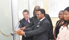 The office of the Intra-ACP was officially opened on the Polytechnic campus.